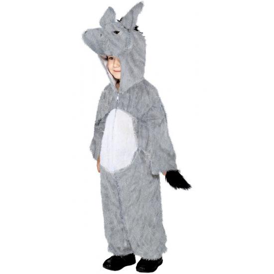 Ezel kinder outfit. ezel overall met capuchon voor kinderen.