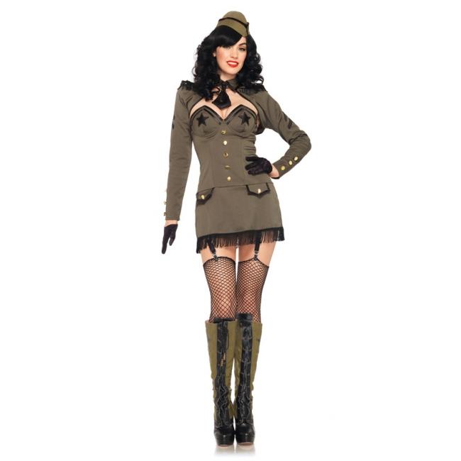 Leg Avenue sexy leger kostuum