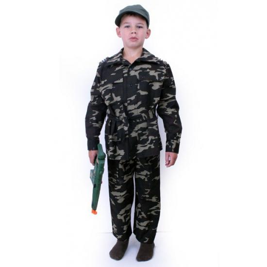 Leger commando verkleedkleding