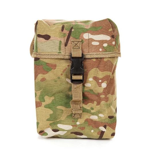Luxe munitietas bij soldaten kostuum van kantoor artikelen tip.