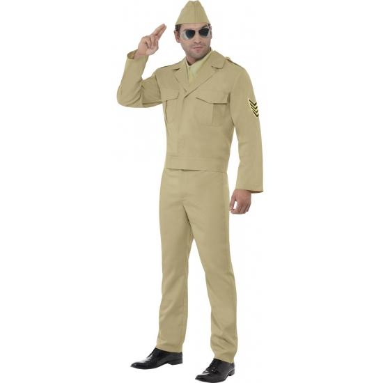 Militair Gi Joe kostuum