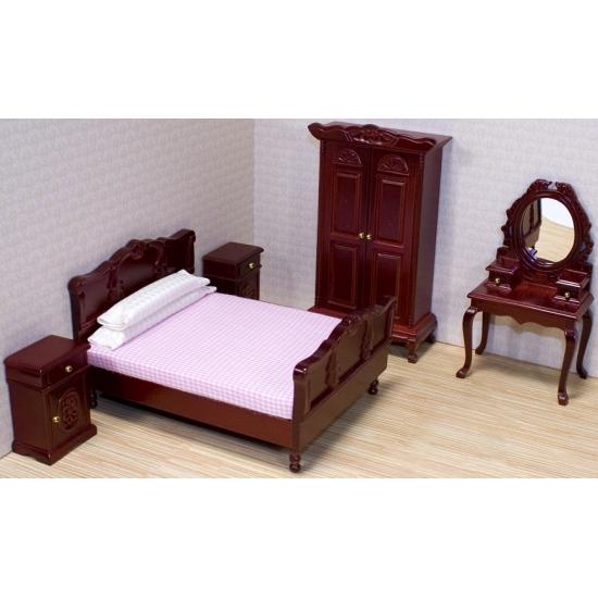 alle bedrijven online: poppenhuis slaapkamer meubels: kado gadgets, Deco ideeën