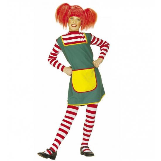 Sterk meisje kostuum voor meiden. mooi zweeds sterk meisje kostuum voor meiden dat bestaat uit een ...