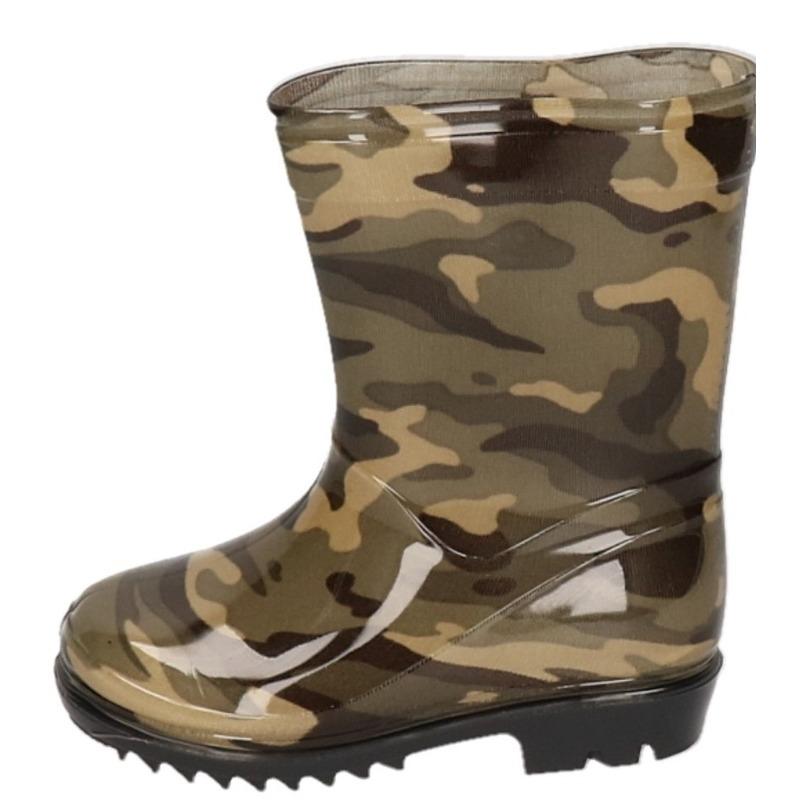 leger laarzen jongens